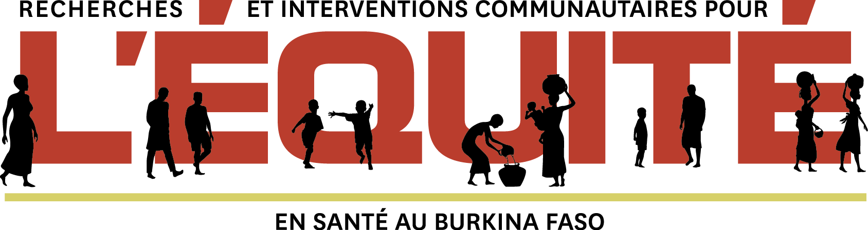 Research and community-based interventions for health equity in Burkina Faso project