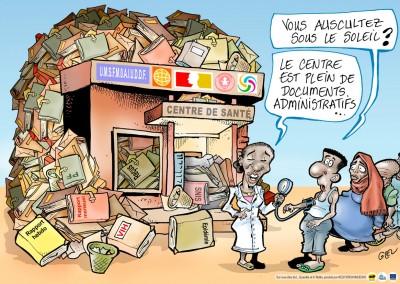 Verticalisation et bureaucratie