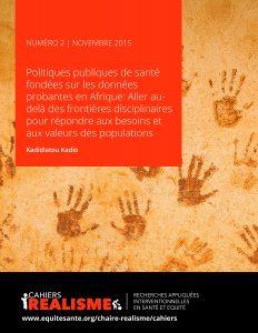 Cahiers realisme Numero 2 - Nov 20151