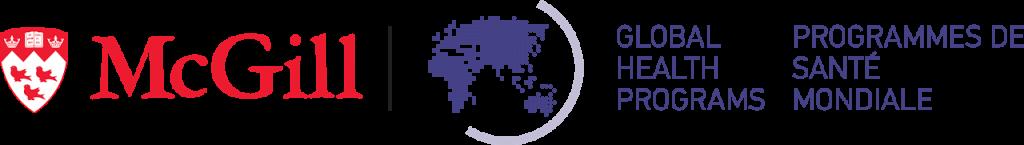 logo mcGill santé mondiale