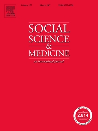 social science and medicine cover